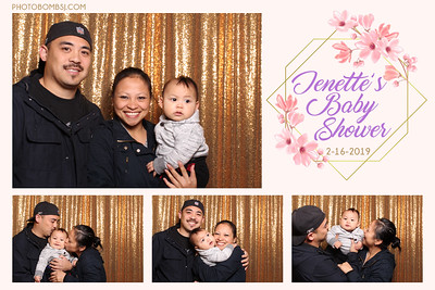 Jenette's Baby Shower