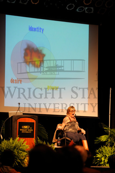 6547 Presidential Lecture Series Kate Bornstein 4-18-11