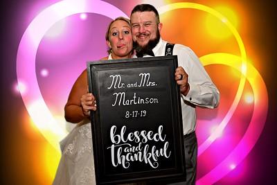 August 17 Martinson Wedding