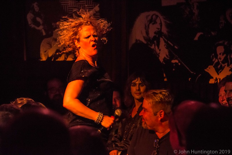 Amber Martin's A.M. Gold Album Launch at Joe's Pub, October 6, 2016