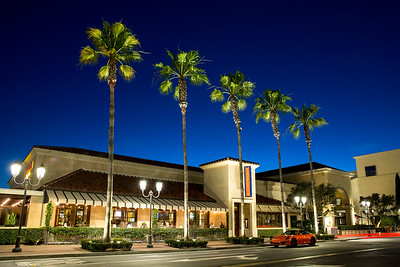 Fashion Island Entry
