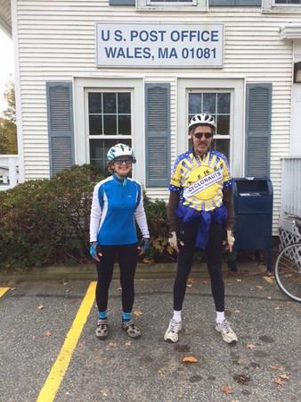 October 8 Saturday Alternate Ride