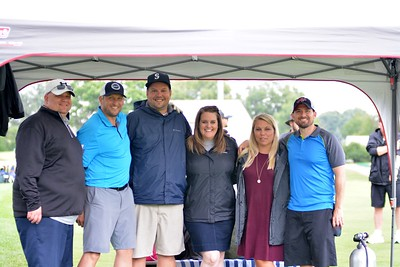 OE Sport Boosters Club 2018 Golf outing.