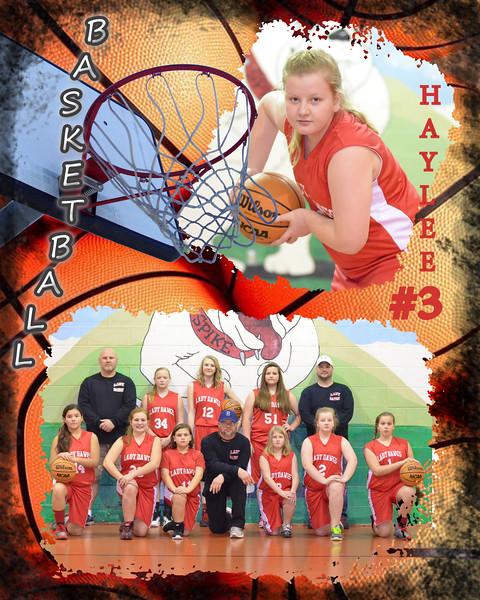11-12 NW Lady Dawgs Team