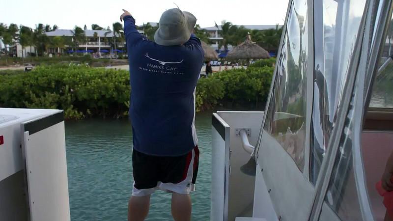 Capt. Richie Last Day on Blue  - Duck Key