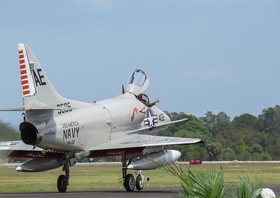 2013 and 2017 Thunderbirds and TICO Warbirds Museum Air Show, Titusville, Florida