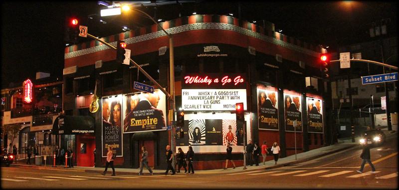 L.A. Guns @ The Whisky A Go Go, Los Angeles  01-16-15