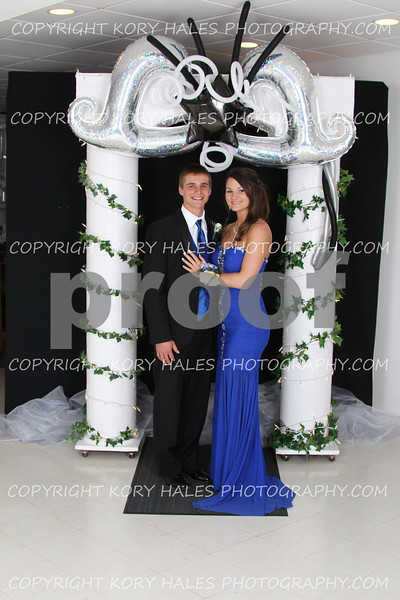 WNHS Prom 4-6-13