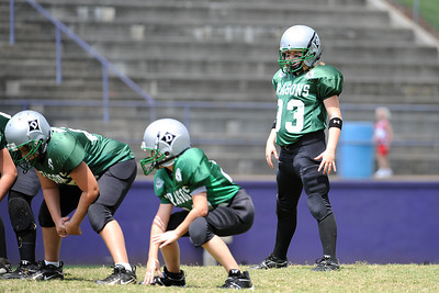 8/29/09 Gilmer vs Pickens #1 10 yr olds