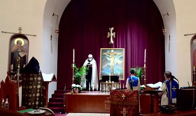 Holy Week 2021 in Elberon, NJ (Mar. 28-Apr. 4, 2021)
