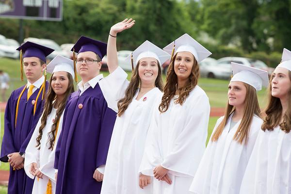 Upper Moreland HS 2017 graduation