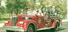 Hudnut on Fire Truck 1984