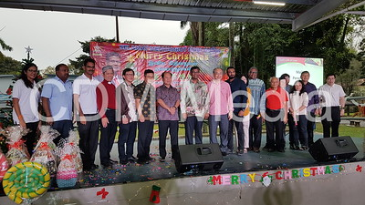 Christmas Celebration with Shah Alam Churches