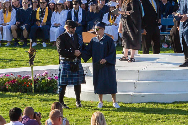 2018 Graduation Caleb