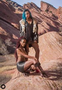 Red Rocks Divas