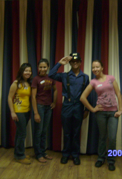 "ARIZONA BUFFALO SOLDIERS, MESA, AZ...""Arizona State Veteran Home,"" Phoenix, AZ. Buffalo Soldiers of the Arizona Territory - Ladies and Gentlemen of the Regiment.  April 25, 2009"