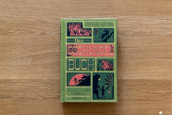 2017-06-02 Buchreview Dschungelbuch