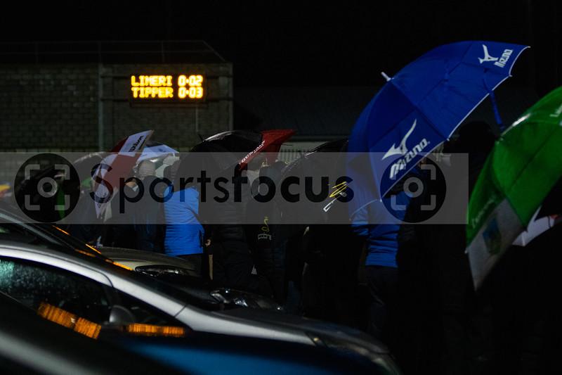 19th February 2020 Eirgrid Munster Under 20 Football Championship Quarter-Final 2020 Limerick vs Tipperary