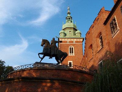 Early spring & summer eveningand Wawel Castle march & summer  2012