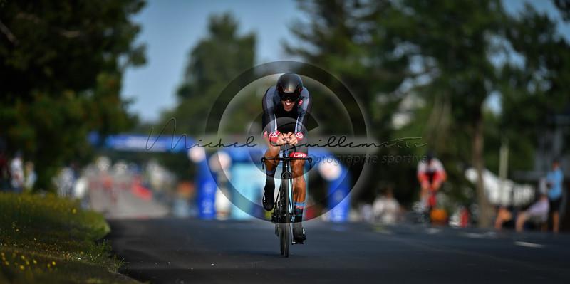 Championnats québécois sur route ÉLITES - 2021 | CONTRE LA MONTRE