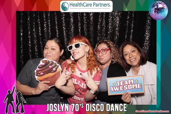 Joslyn 70's Disco Dance -2020