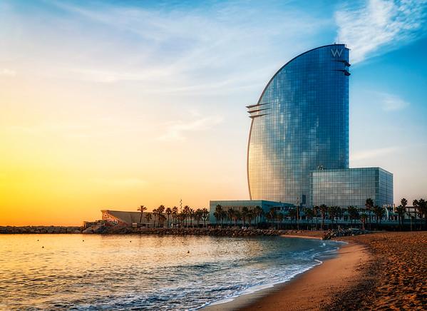 Spain - Barcelona - Barceloneta (Sep 2017)