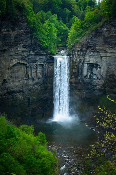 taughannock falls - falls from overlook portrait(p).jpg