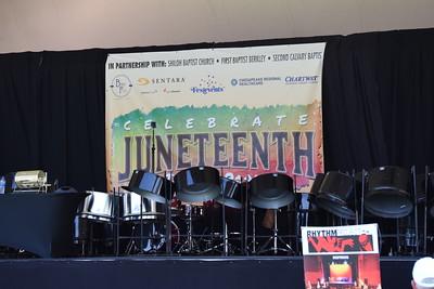 Juneteenth Celebration Town Pt Park