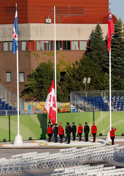 07/08/2015 - Canadá, Toronto, CIBC Athletics Stadium - Cerimônia de abertura do jogos ParaPan-Americanos de Toronto 2015. © Washington Alves/MPIX/CPB