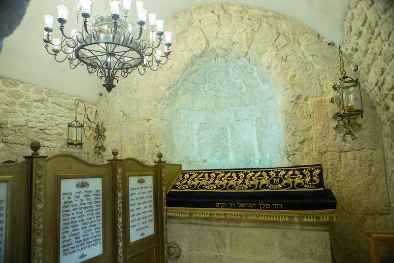 Jewish Traditional Tomb of King David