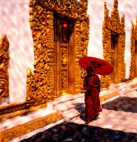 Novice Monk ~ Mandalay, Burma