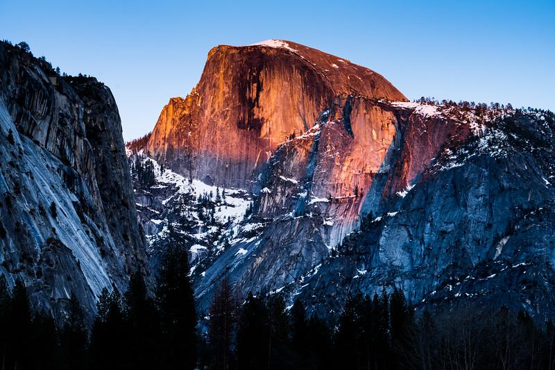 2021 Yosemite Winter
