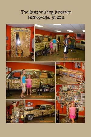 SC, Bishopville - The Button King Museum