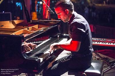 Kayenn Jazz festival 2015 Jasser Haj Youssef