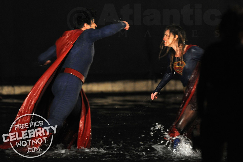 Supergirl Fights Superman in Season Finale!