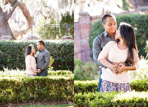 Chris Mae and Ed's Engagement Preview