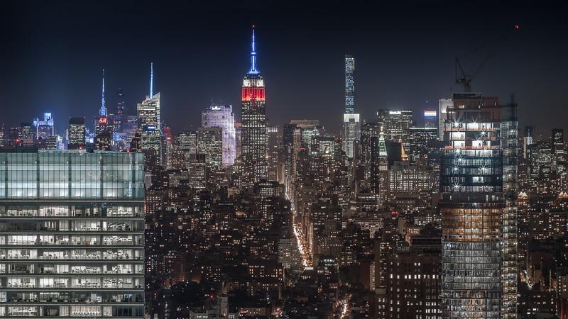 Four World Trade Center & 56 Leonard Street