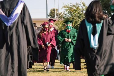 Bayside Community Day School and Moreno Valley Online Academy Graduation