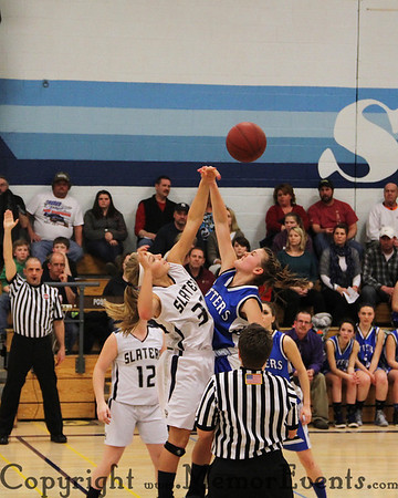 Varsity Girls vs.Otter Valley
