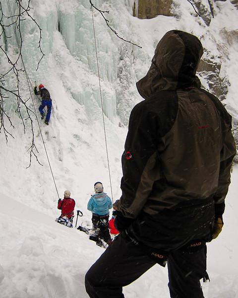 Ice Climbing (2.5.11)