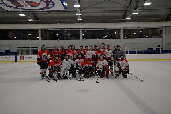 Alumni Ice Hockey Game