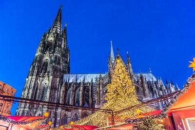 12.2018 - Kölner Weihnachtsmarkt