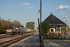 Metra<br /> Mars (Elmwood Park), Illinois<br /> May 18, 2014