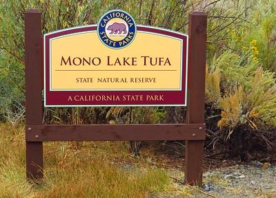 Mono Lake Tufa State Natural Reserve, California