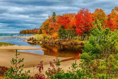Upper Peninsula Lakes and Streams