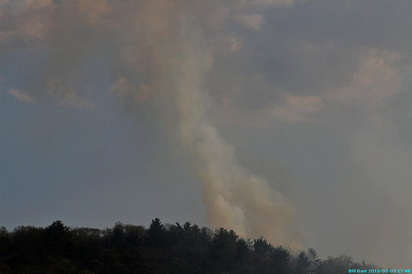 Wildfire, Newport Twp 5/3/15
