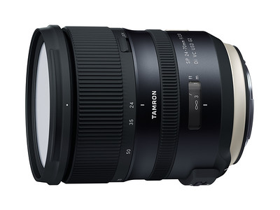 SP 24-70mm F/2.8 Di VC USD G2 (Modelo A032)
