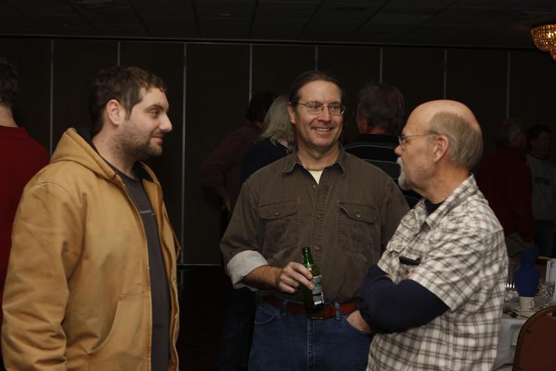 Brian Schupbach, Greg Vogel & Dan Stenman