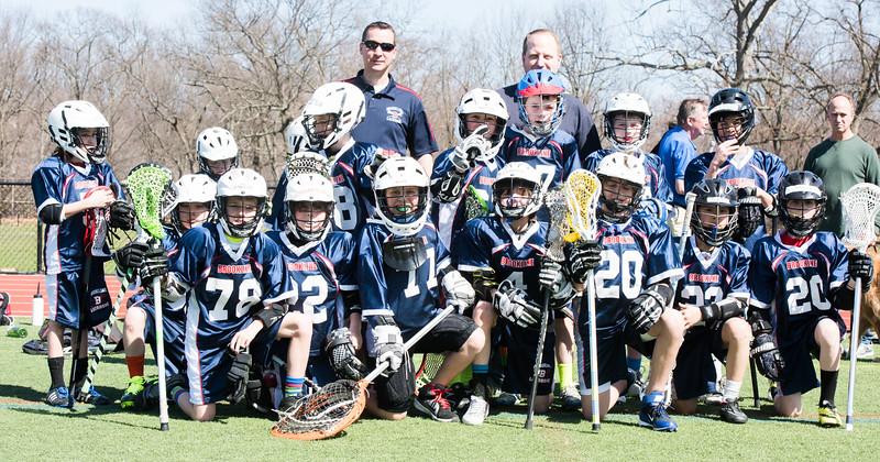 Spring 2015 Lacrosse