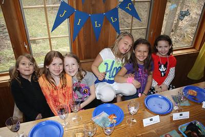 Jillian's 7th Birthday